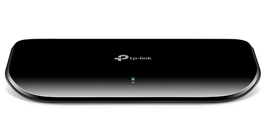 TP-Link 8-Port Unmanaged Network Switch